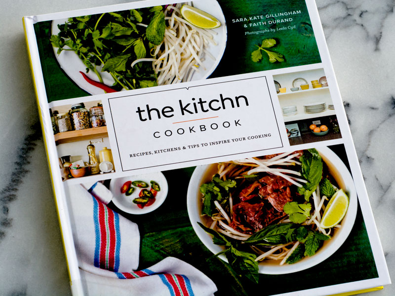 The Kitchn Cookbook Review