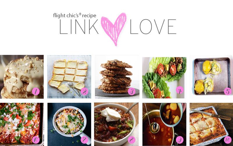 recipe link love